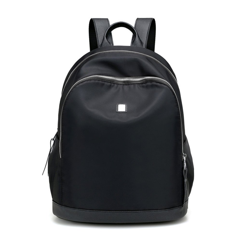 La Sra. dos bolsas de hombro hombro hombro hombro doble nylon Oxford bolsas de tela impermeable mochila mochilas escolares Los estudiantes en masa B 70878d