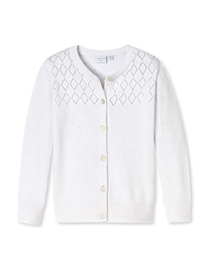 Name It Girls Nitvaminica Ls Knit Card F NMT Noos Cardigan