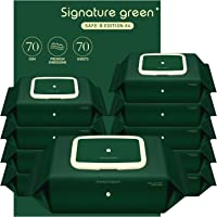 [Limited, Safe-B] Bebesup Signature Green Cap 70s Baby Wipes - Carton