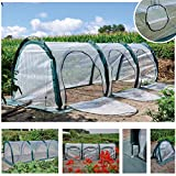 Aircee (TM) Garden Greenhouse Plant Flower Protector Cover Portable Hot House (300*100*100CM)