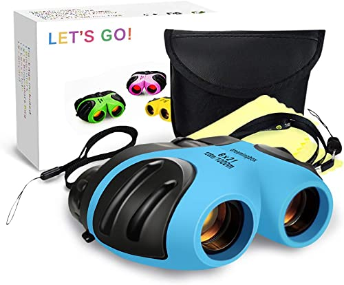 LET S GO DIMY Binocular for Kids, Easter Gifts