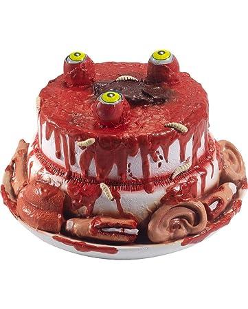Horror Shop Zombie Deko Torte Fur Halloween