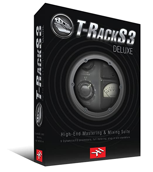 ik plug chain in mixing mastering and racks t rack a multimedia macintosh item suite ikmtracksdx