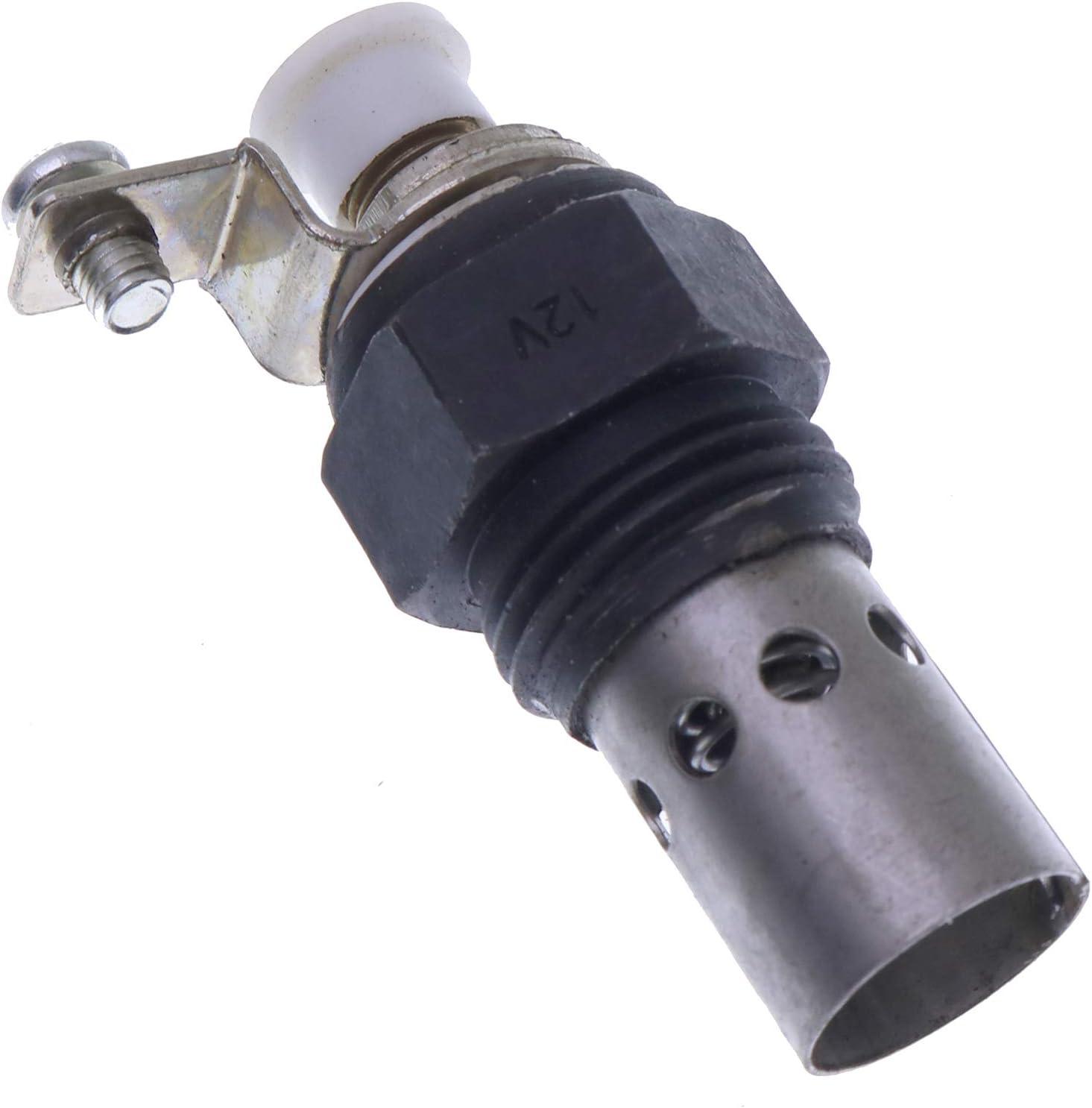 Solarhome Glow Plug Thermostart for Yanmar 135 140 165 180 186 187 220 226 276 330 336 1110 1401 1510 1600 1601 1610 1900 2210 2500 2610 3110
