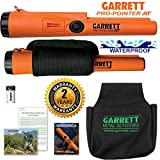 Garrett Pro Pointer AT Pinpointer Waterproof ProPointer with Treasure Pouch