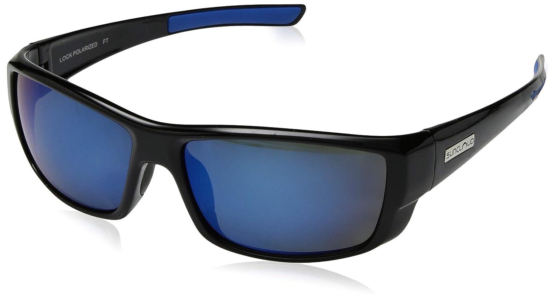 bdc6086663 Amazon.com  Suncloud Lock Sunglasses