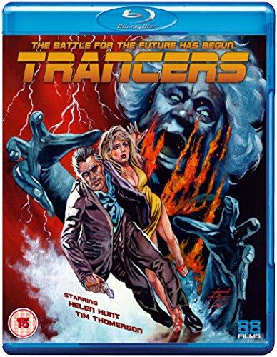 Trancers (Region Free) [PAL] [Blu-ray]