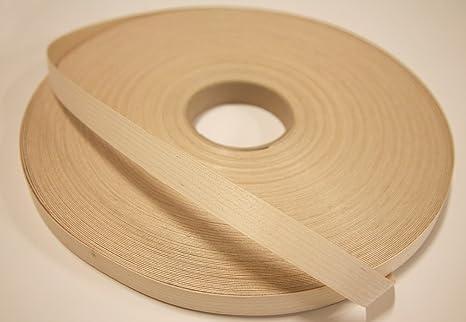 Maple Wood Edge Banding Tape 13/16'' 250' Roll