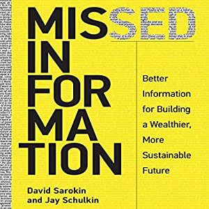 Missed Information Audiobook
