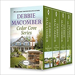 Debbie Macomber's Cedar Cove Series Vol 1: 16 Lighthouse Road\204 Rosewood Lane\311 Pelican Court\44 Cranberry Point (Debbie Macomber's Cedar Cove Boxset) by [Macomber, Debbie]