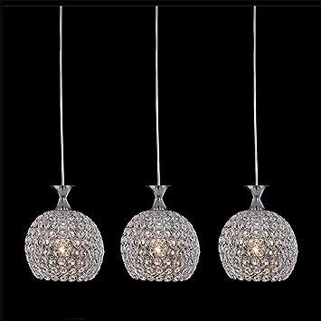 Lampe Chromé De Mode Luxe y Y Suspension Moderne s Led oerWdBQCx