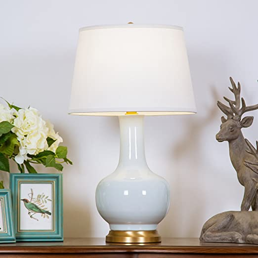 Table Lamps H.ZHOU Ceramic, 37 * 62cm Living Room Bedroom