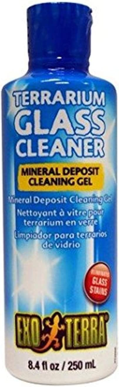 ExoTerra Gel Limpia Cristal Glass Cleaner - 250 ml