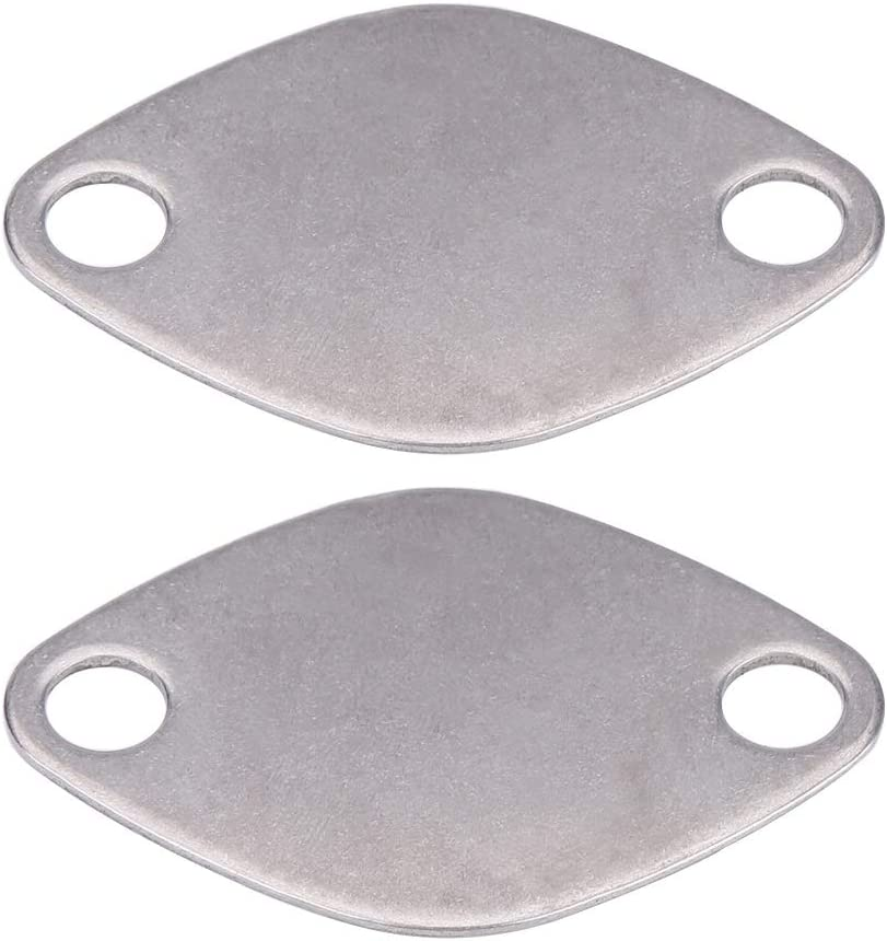 Placa de obturación de EGR-Válvula de EGR Kit de placas de bloqueo para RENAULT ESPACE LAGUNA MASTER TRAFIC VAUXHALL MOVANO
