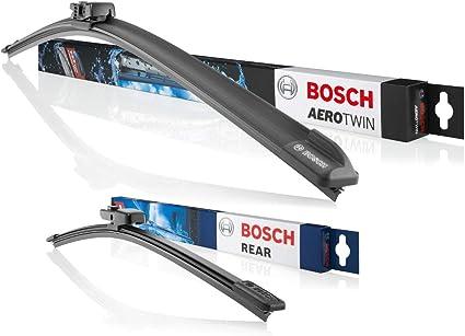 3x Scheibenwischer Vorne Hinten Bosch Aerotwin B Aero A929s A333h Auto