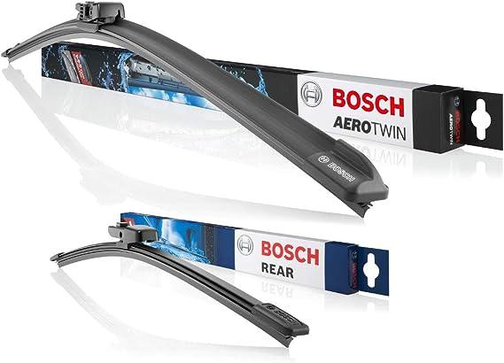 Scheibenwischer 600mm//400mm AeroTwin SET BOSCH A555S inkl AntiFrost/&KlarSicht