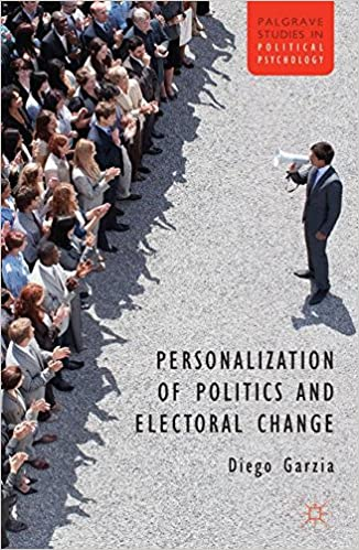 Book Personalization of Politics and Electoral Change (Palgrave Studies in Political Psychology)