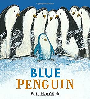 Book Cover: Blue Penguin