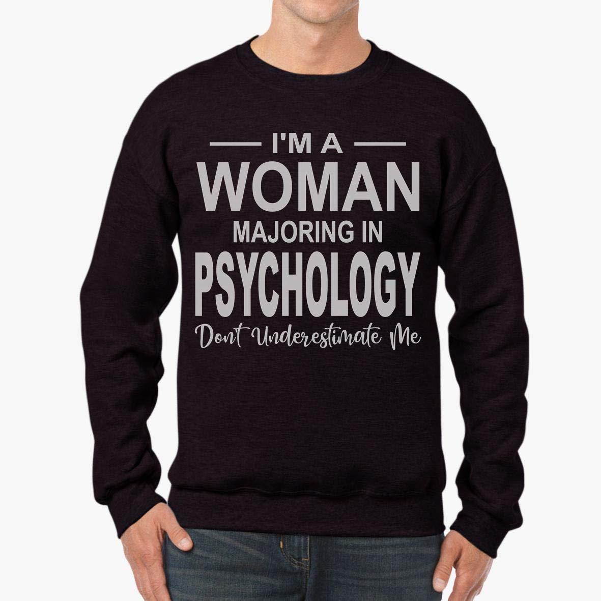 Doryti Psychology Major Cool Psychologist Unisex Sweatshirt tee