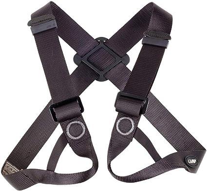 Camp - Brustgurt - Chest Harness Size XS-L, Black: Amazon.es ...