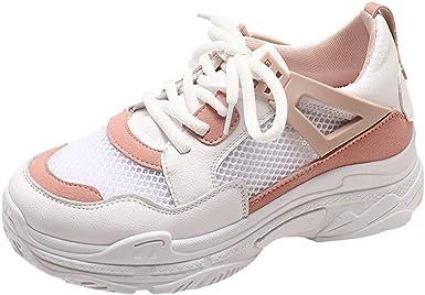 Zapatos de Mujer, ASHOP Zapatillas Deportivas de Running para ...