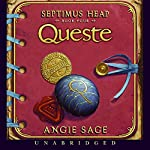 Queste: Septimus Heap, Book Four | Angie Sage