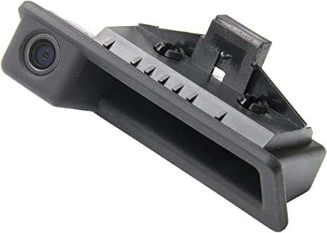 A =110x40 mm Tailgaters Black Tailgate Backup Reverse Handle with Camera for BMW X1 X3 X4 X5 F30 F31 F34 F07 F10 F11 F25 F26 E84,530I//536Li//335i//328i//335i//320i//330i//X1//520Li