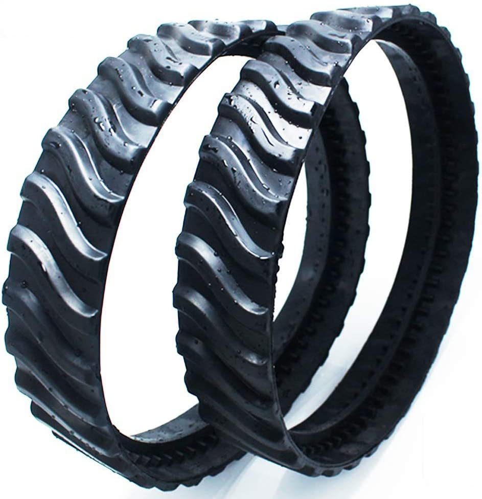 Rayhoor (2 Pack) R0526100 MX8 MX6 Swimming Pool Cleaner Replacement Tire Track Wheel, Exact Fit for Zodiac Baracuda Pool Cleaners
