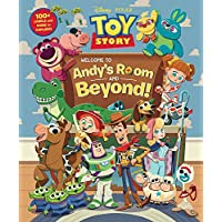 Toy Story Welcome to Andy's Room & Beyond!