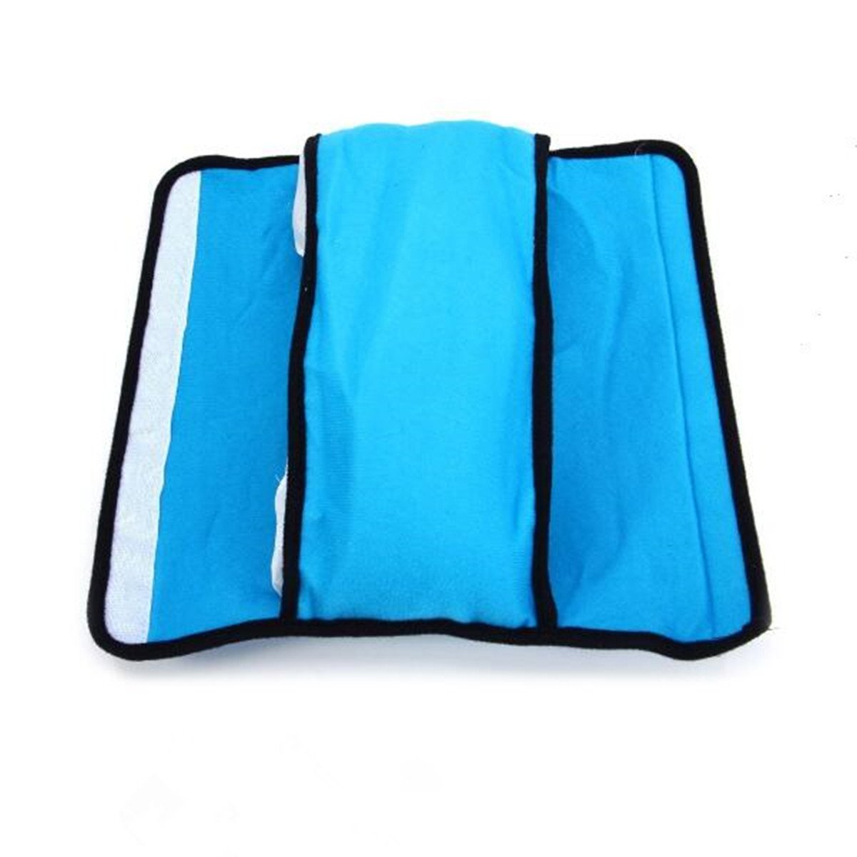 The Wolf Moon Seat Belt Gray Shoulder Pad A Must Have for All Car Owners for a More Comfortable Driving (blue)