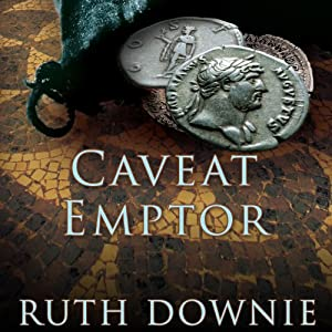 Caveat Emptor: A Novel of the Roman Empire Audiobook