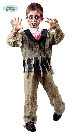 Chico Zombie De Smoking4 Y Juegos AñosAmazon Disfraz 6 esJuguetes 80wkOnPX