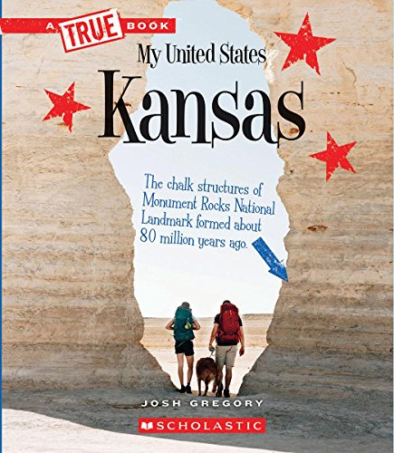 Kansas (True Books: My United States)