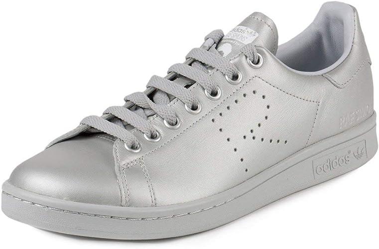 George Bernard Por cierto Habubu  adidas Men's Raf simons Stan Smith Metalic Leather S74591 (SIZE: 9): Amazon.co.uk:  Shoes & Bags