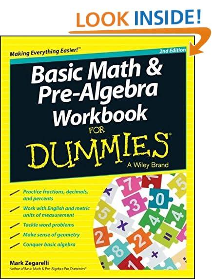 Math Book: Amazon.com