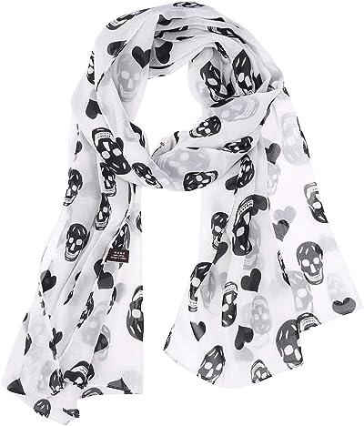foulard tête de mort 1