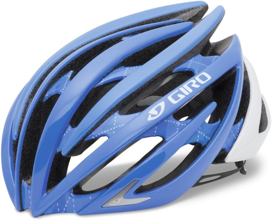 Giro CG2035828 - Casco para Bicicleta de Carretera, Color Azul ...