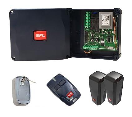 Schema Elettrico Per Serrande : Bft kit base per automatizzare un motore serranda avvolgibile
