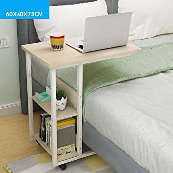 CWJ Mesas creativas Soportes Mesa auxiliar, escritorio simple que ...