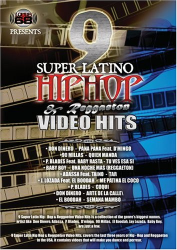 Buy reggaeton dvd music videos