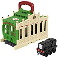 Fisher-Price Thomas & Friends Connect & Go Diesel Shed