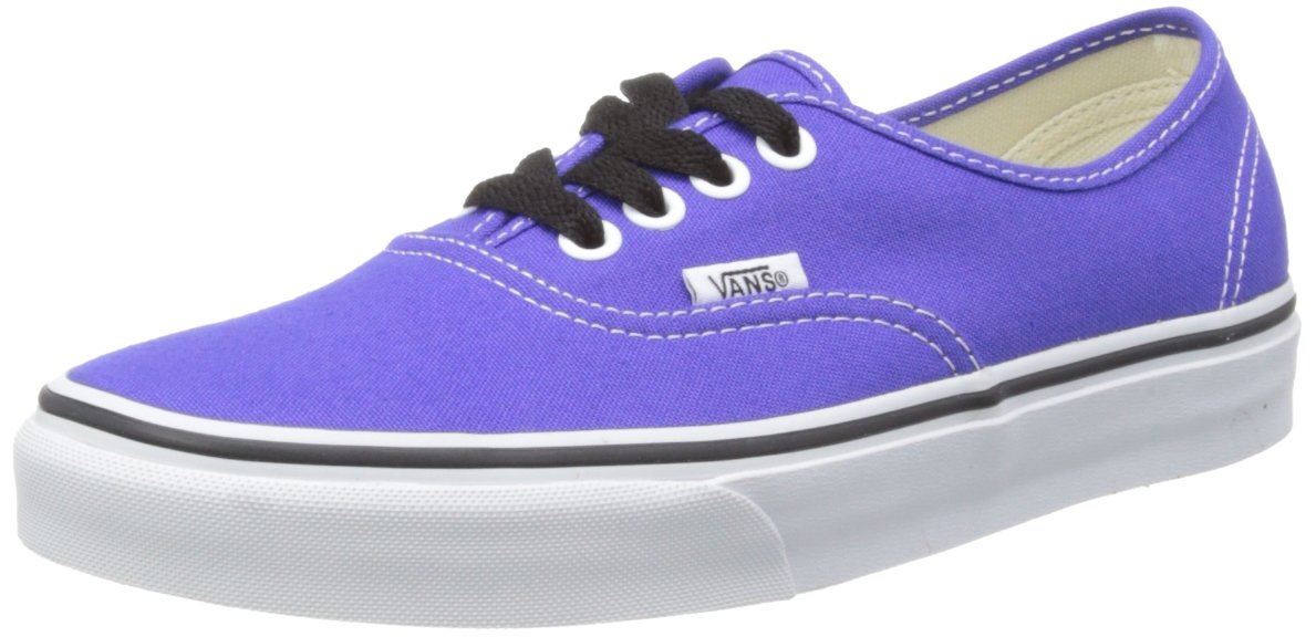 Authentic Womens Spectrum Purple Sneakers