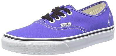 12d778b8b55b Vans Authentic Spectrum Purple White Skater Shoes US Men s 4 Women s 5.5