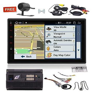 Amazon.com: EINCAR Android 7.1 Navegación GPS de coche en ...