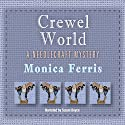 Crewel World Audiobook by Monica Ferris Narrated by Susan Boyce
