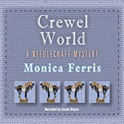 Crewel World | Monica Ferris