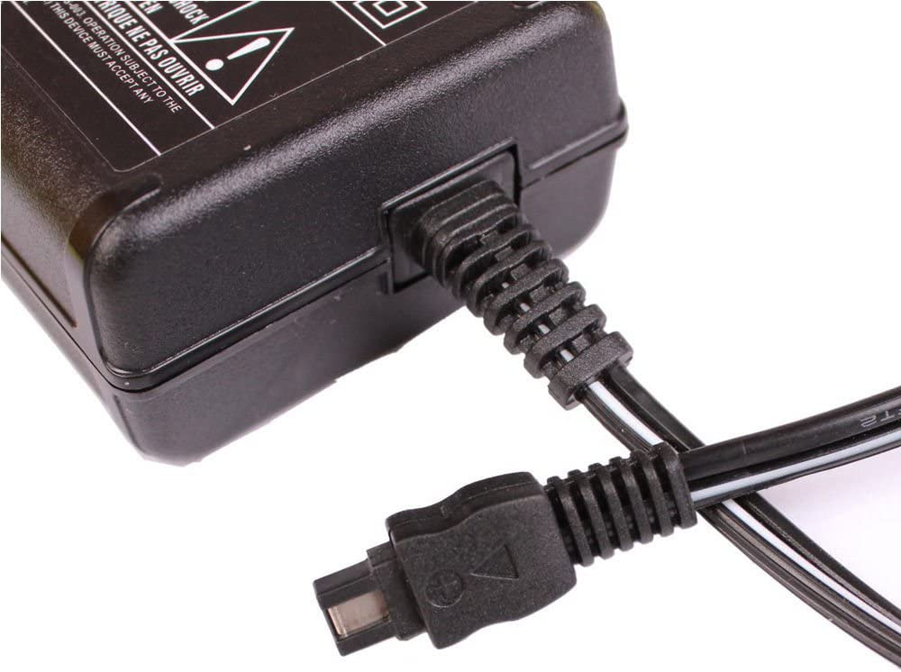 6.5 Feet Fav-Tech AC Power Cord Charger Adapter Cable for Sony Digital Camera Camcorder AC-L10C