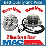 (2) 100% Torque Tested Rear 08-11 Town & Country Wheel Be...