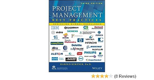 Amazon project management best practices achieving global amazon project management best practices achieving global excellence ebook harold kerzner kindle store fandeluxe Choice Image