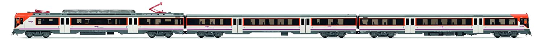 Electrotren- Juguete de modelismo ferroviario, Color (Hornby E3609)